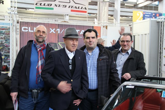 34. Automotoretro 2016 Lingotto Fire
